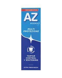 Dentifricio Multi Protezione Tartar Control + Whitening 75ml