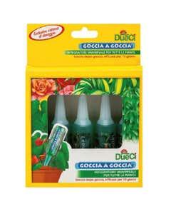 Goccia A Goccia integratore universale piante 32mlx4