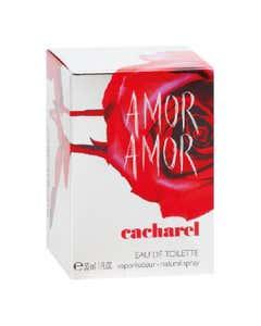 Amor Amor Eau de Toilette 30 ml