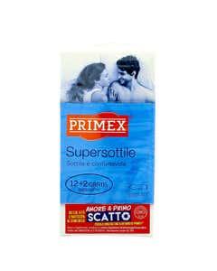 preservativo supersottile pezzi 12