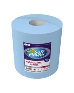 asciugatutto azzurro 600 strappi 1 rotolo