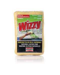wizzy cuscinetto in pelle naturale