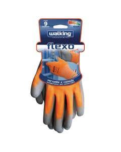 guanti flexo medium grigio
