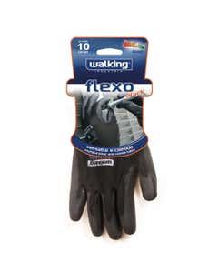 guanti flexo medium nero