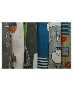 Tappeto Kitchen Assortito 50 x 80 cm