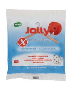 jolly plus palline antitarme gr 100