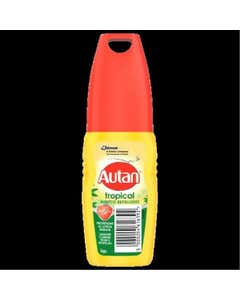 Autan tropical Insetto Repellente Vapo 100 ml