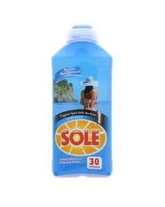 ammorbidente concentrato blu 30 lavaggi 690 ml