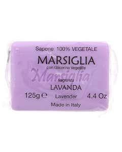sapone solido vegetale lavanda&olio gr 125
