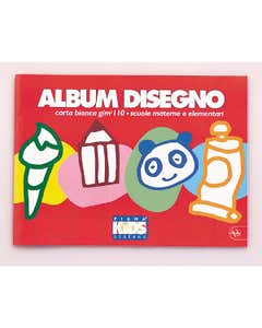 album pignakids 24x33 20 figurine
