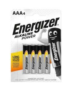 Stilo AAA Alkaline Power 4 pz