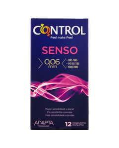 Control Senso Profilattici 12 pz