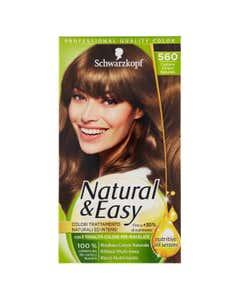 Natural&Easy Colorazione 560 Castano Chiaro Naturale