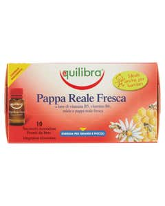 pappa reale 10 flaconcini monodose 150 ml