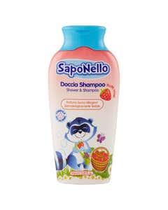 docciaschiuma/shampoo frutti rossi delicato ml 250