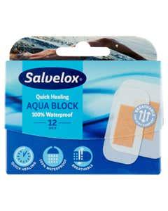 Aqua Block Quick Healing 12 pz