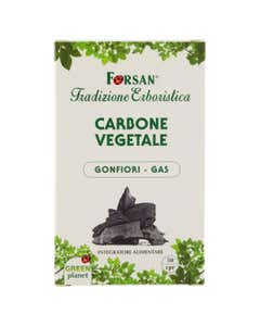 carbone vegetale 50 compresse