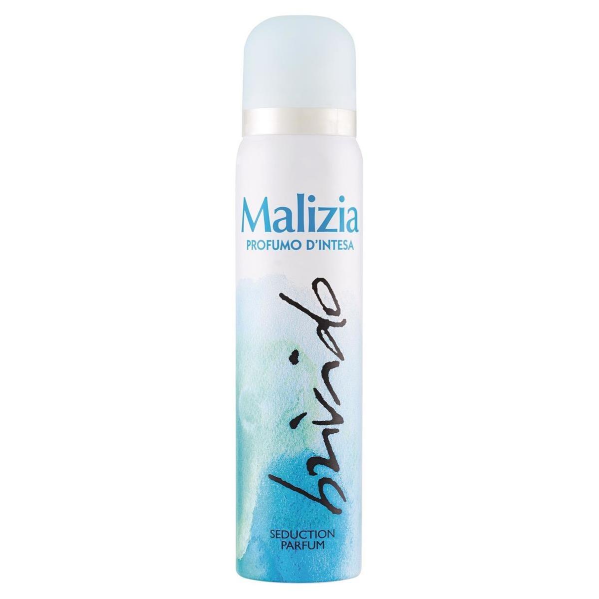 Malizia Deodorante Donna Brivido Spray 100ml | Tigotà