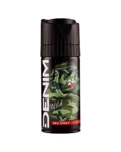 Deodorante Wild Spray 150ml