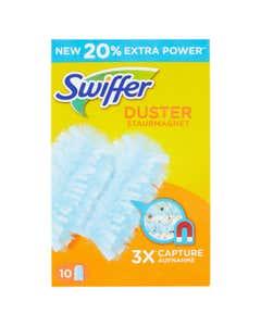 Swiffer Duster Catturapolvere - Ricarica 10 Piumini per spolverare
