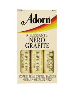 riflessante nero grafite 3x20 ml