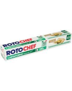 ROTOCHEF NATURAL CARTA FORNO MT10