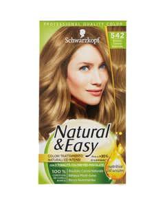 Natural&Easy Colorazione 542 Biondo Cenere Naturale