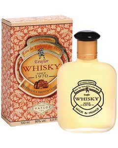 Eau de Toilette Uomo Whisky 100ml