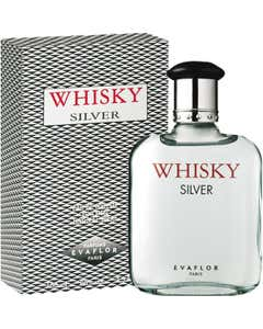 Eau de Toilette Uomo Whisky Silver 100ml
