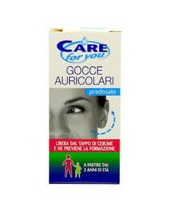 Gocce Auricolari Predosate 15ml