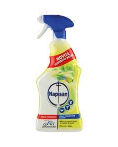 igienizzante spray limone e menta 750 ml