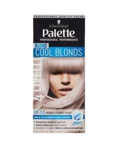 Palette Blond Cool Blonds 10-55 Biondo Platino Ultra