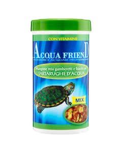 Acqua Friend Mangime mix gamberetti e fiocchi per Tartarughe d'Acqua 25 g