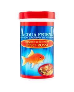 Acqua Friend Mangime in fiocchi per Pesci Rossi 36 g