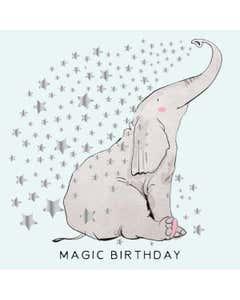 Biglietto 7X7 Magic Birthday