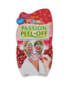 Maschera peel-off con frutto della passione 10ml