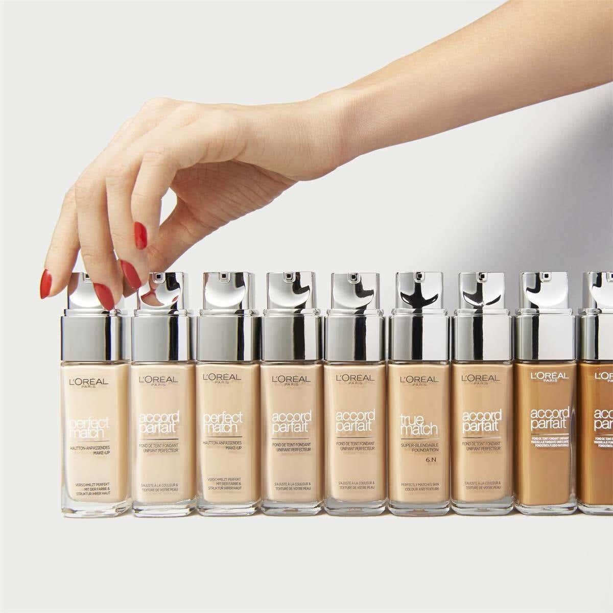 SaluteCosmetica - Fondotinta Accord Parfait di L'Oréal Paris