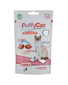 Giuntini Crancy PuffyCat gatti sterilizzati 60 g