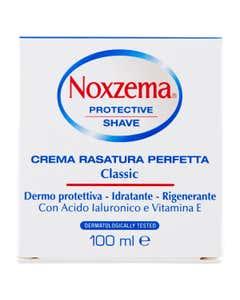 Noxzema Protective Shave Crema Rasatura Perfetta Classic 100 ml