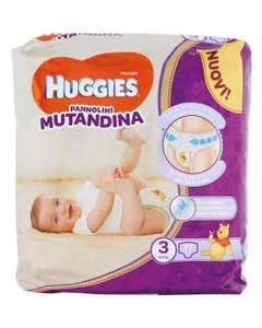 Pannolini Mutandina 6-11 kg