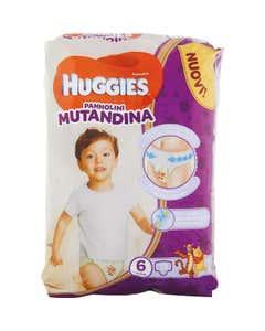 Pannolini Mutandina 15-25 kg