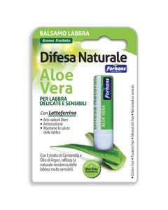 Burrocacao all' Aloe Vera 4,5gr