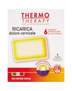 ThermoTherapy dolore cervicale Ricarica 6 pz