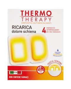 ThermoTherapy dolore schiena Ricarica 4 pz