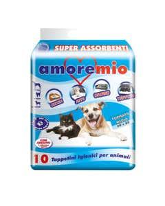 Tappetini Igienici per animali 10 pz