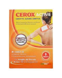Cerox Active Cerotto doppia azione 5 pz