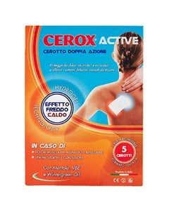 Cerox Active Cerotto Azione Lenitiva 5 pz