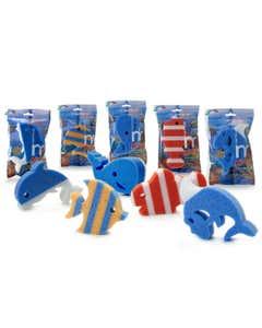 Kids Oceano collection spugna assortita
