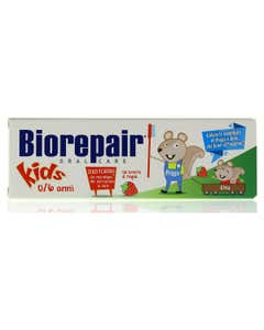 Dentifricio Biorepair Kids 0/6 anni 50 ml