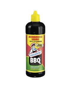 accendifuoco liquido BBQ ml 750